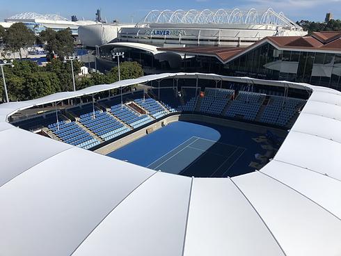 Show Court 3 Melbourne Olympic Park