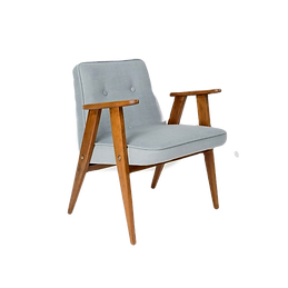 fauteuil-vert-366-par-jozef-chierowski-1