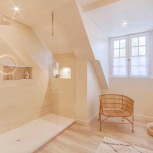 Projet salle de bains
