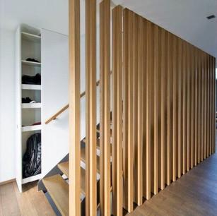 Escalier claustras
