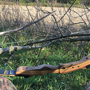 Learning How to Recurve Bow Hunt Deer – 2019 Archery Season Guys Trip Day 2