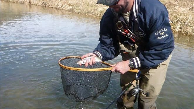 Trout Fishing the Driftless