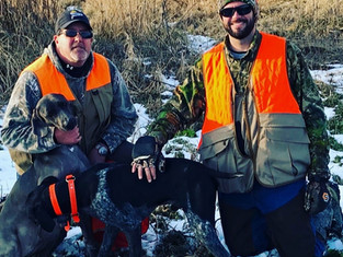 Learning How to Pheasant Hunt Part 2- The Lesson