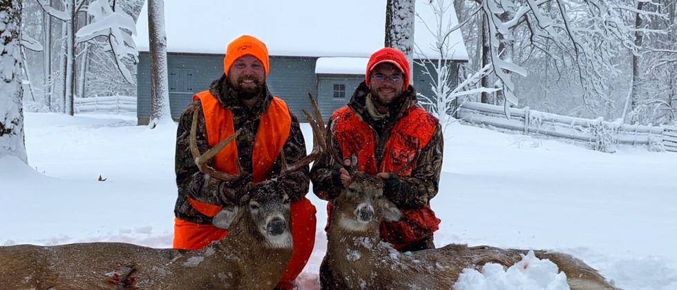 First Buck Hunt