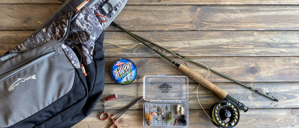 Fly Fishing Gear Starter Kit