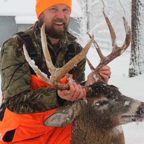 My Whitetail Deer Hunt During the 2020 Ohio Gun Season