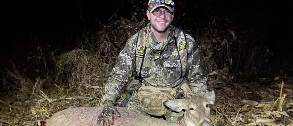 First Archery Deer