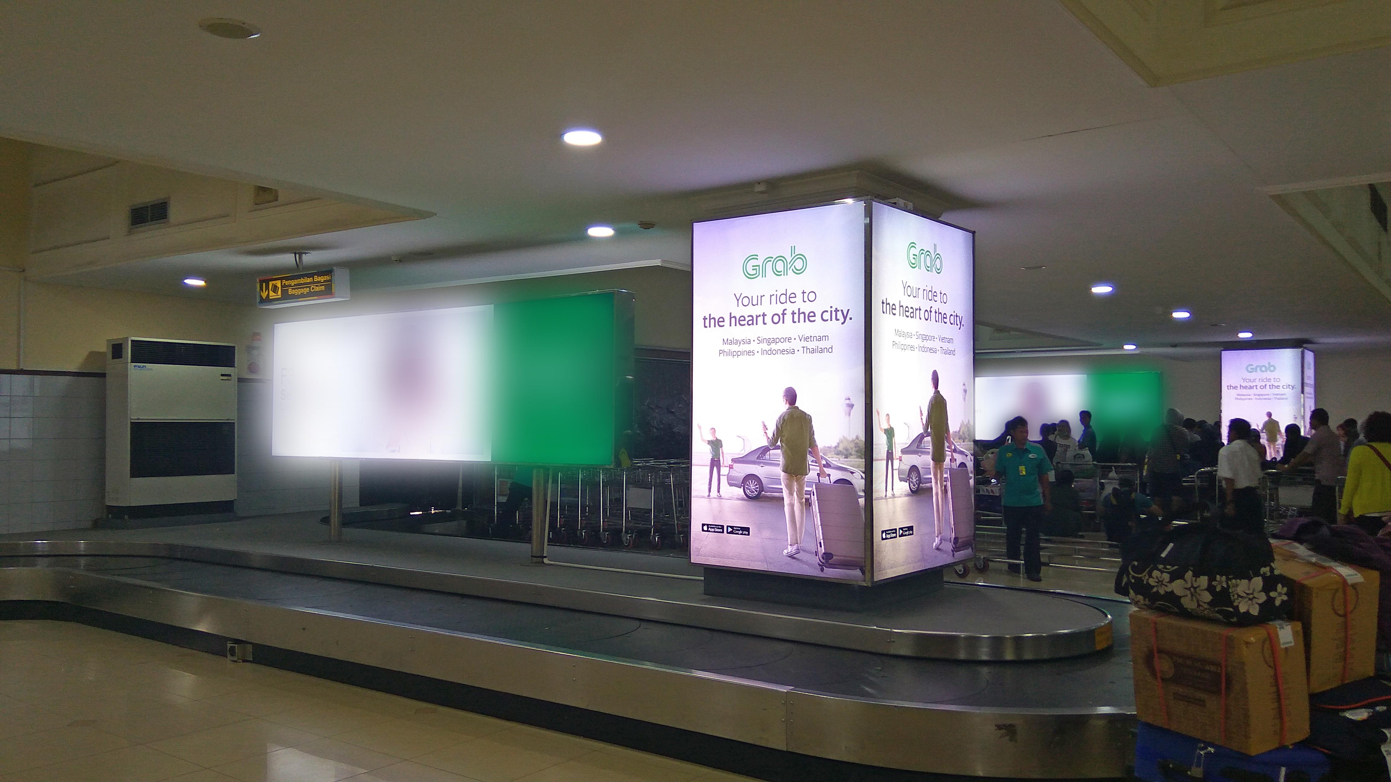 Grab - Halim Perdana Kusuma International Airport Jakarta
