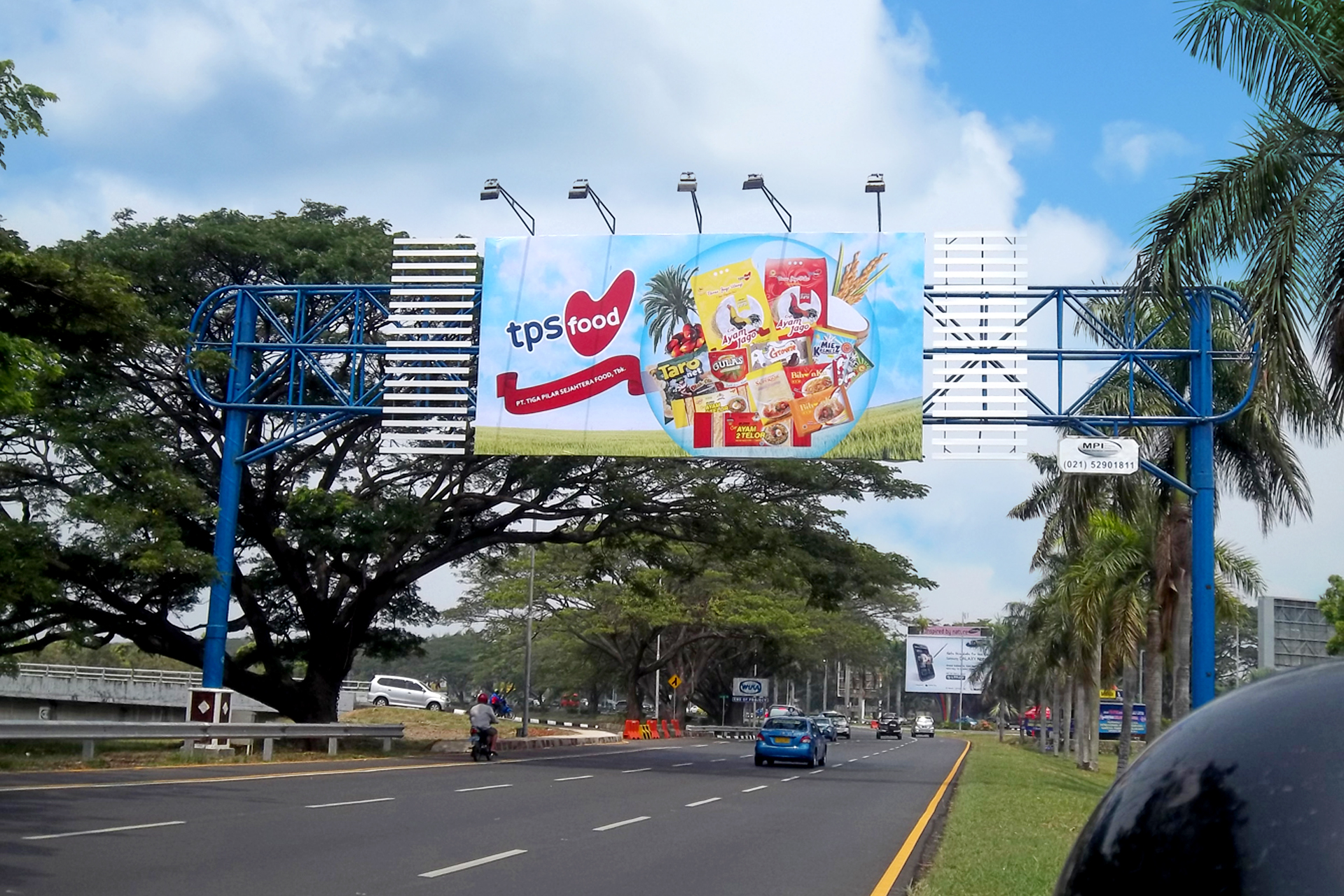 TPS Food - Bando Jl P2 bandara Soetta