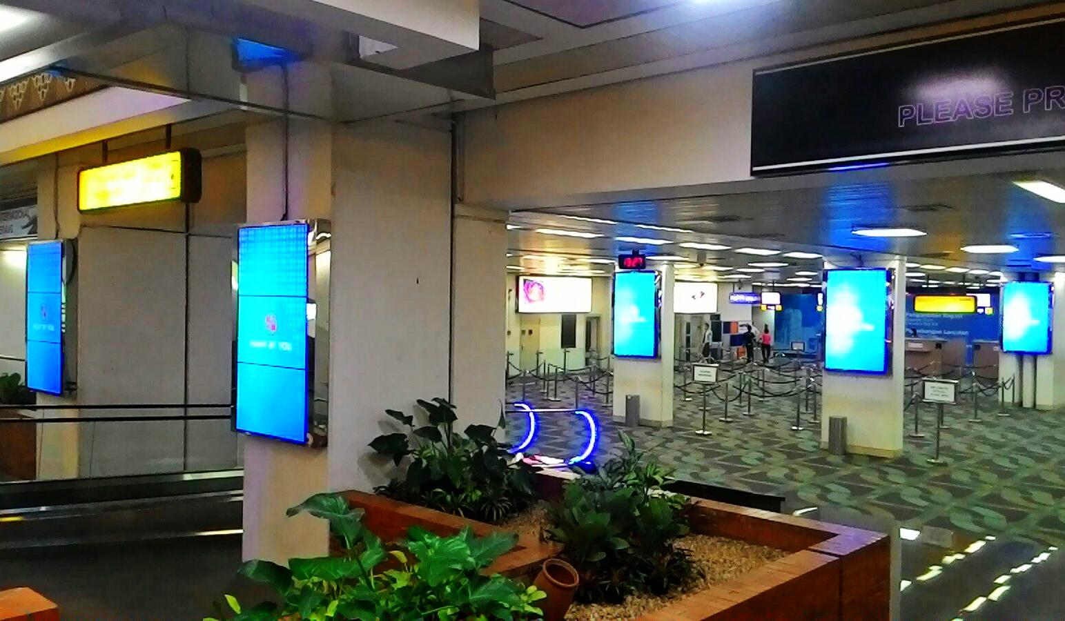 UOB - Soekarno Hatta Airport Jakarta