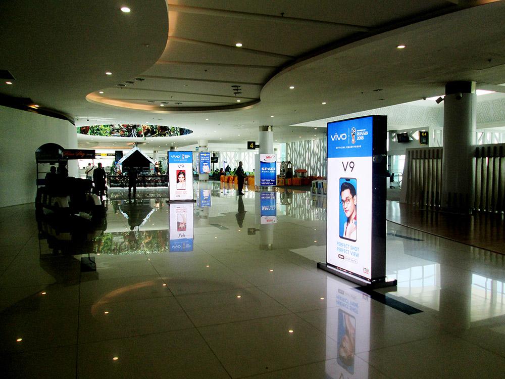 Vivo -  SAMS Sepinggan International Airport