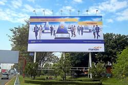 Bank Mandiri - (Billboard) - Jl P2 Bandara Soetta