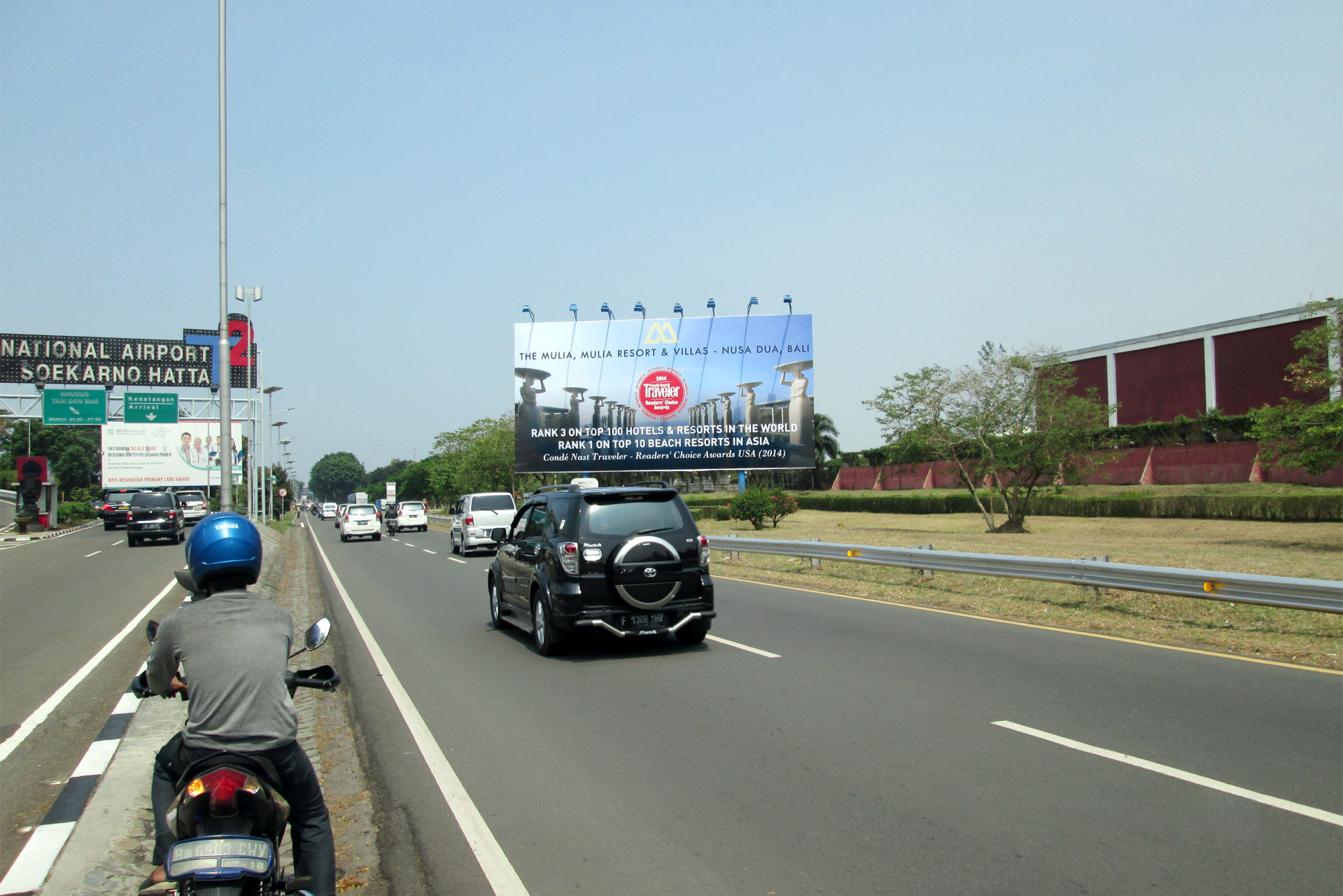 The Mulia - Jl P2 Bandara Soekarno-Hatta