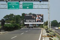 Dunhill - Jl P2 Bandara Soekarno Hatta