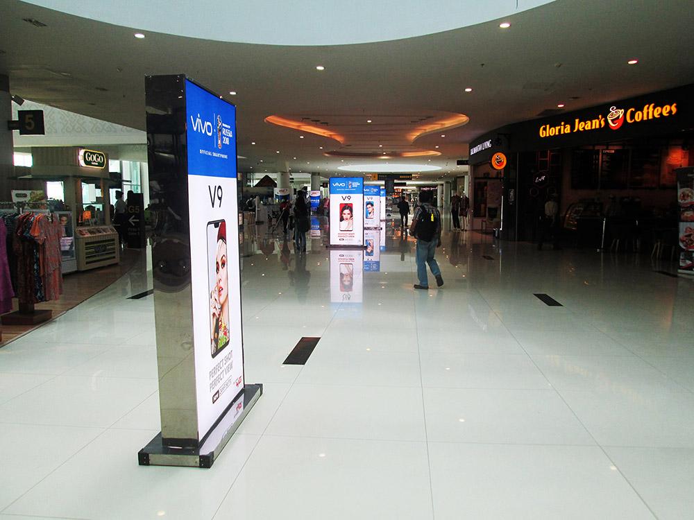 Vivo -  SAMS Sepinggan International Airport 2