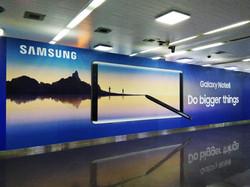 Samsung T2D Arrival Soetta Jakarta