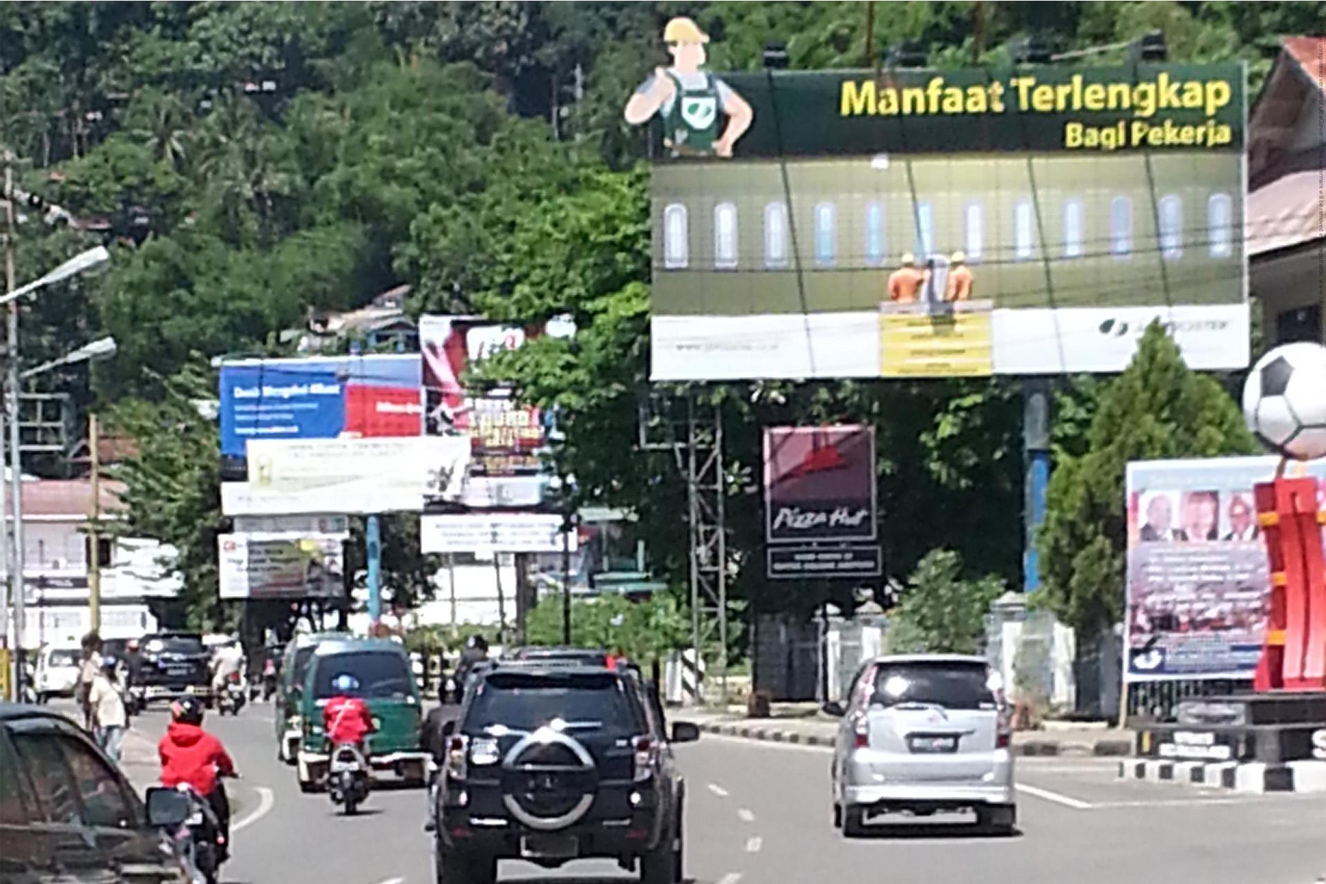 Jamsostek Jl. Samratulangi Irian Jaya