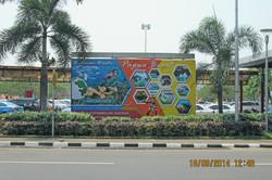 Papua Barat - Parking Lot T1 bandara Soekarno Hatta