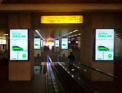 Grab - Soekarno Hatta International Airport Jakarta T2D