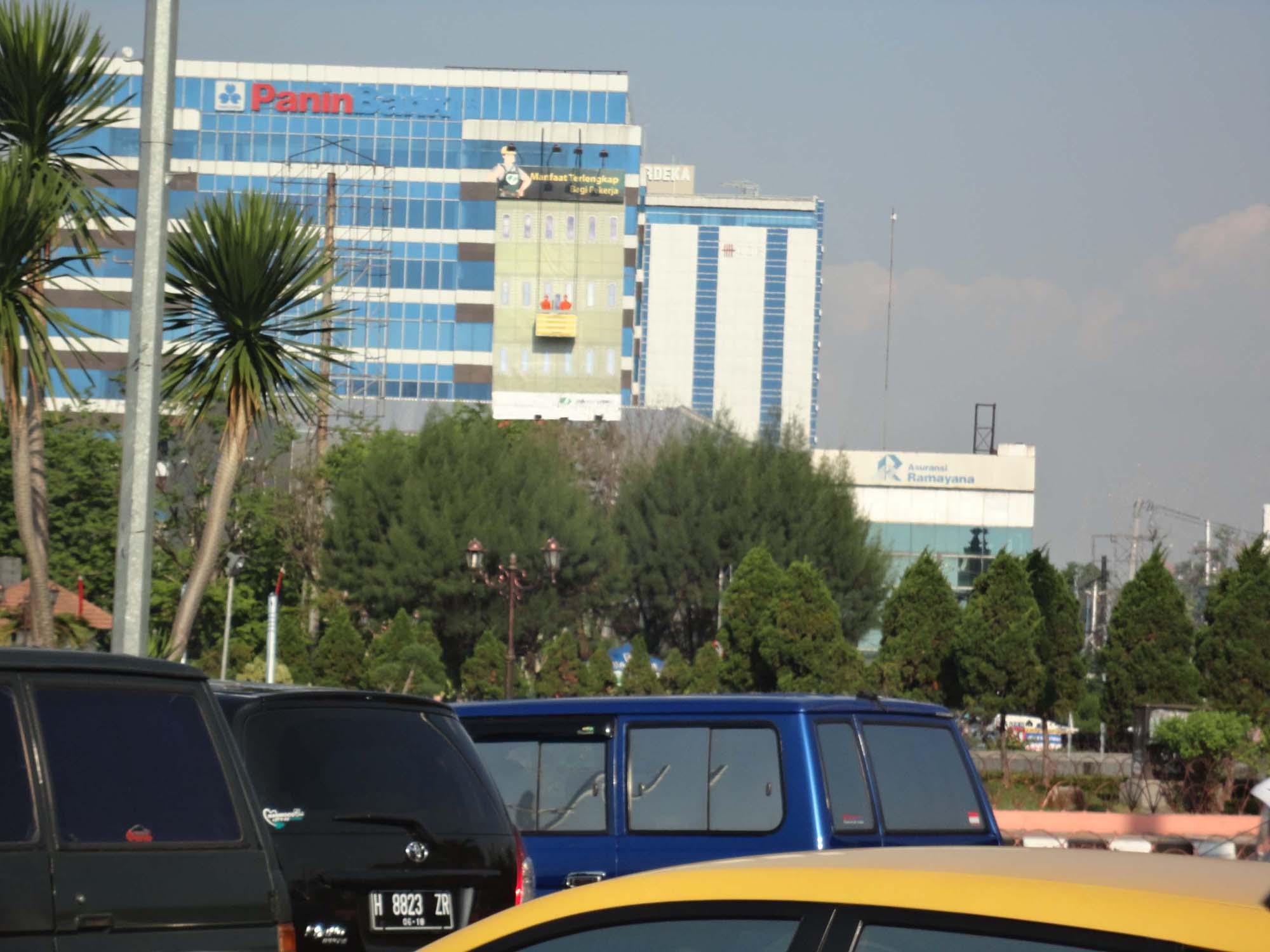 Jamsostek-Kawasan Tugumuda Semarang