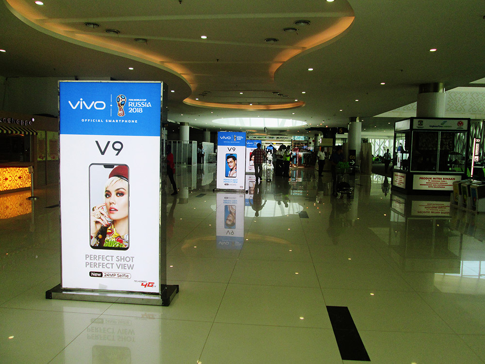 Vivo -  SAMS Sepinggan International Airport 4
