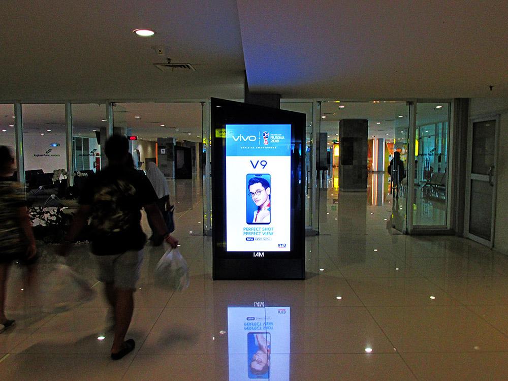 Vivo - Ngurah Rai International Airport Bali (Arrival Area)