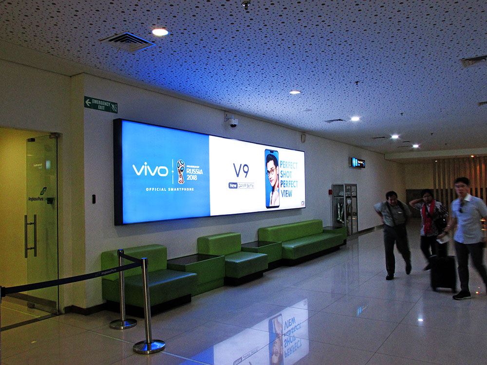 Vivo - Ngurah Rai International Airport Bali (Departure)