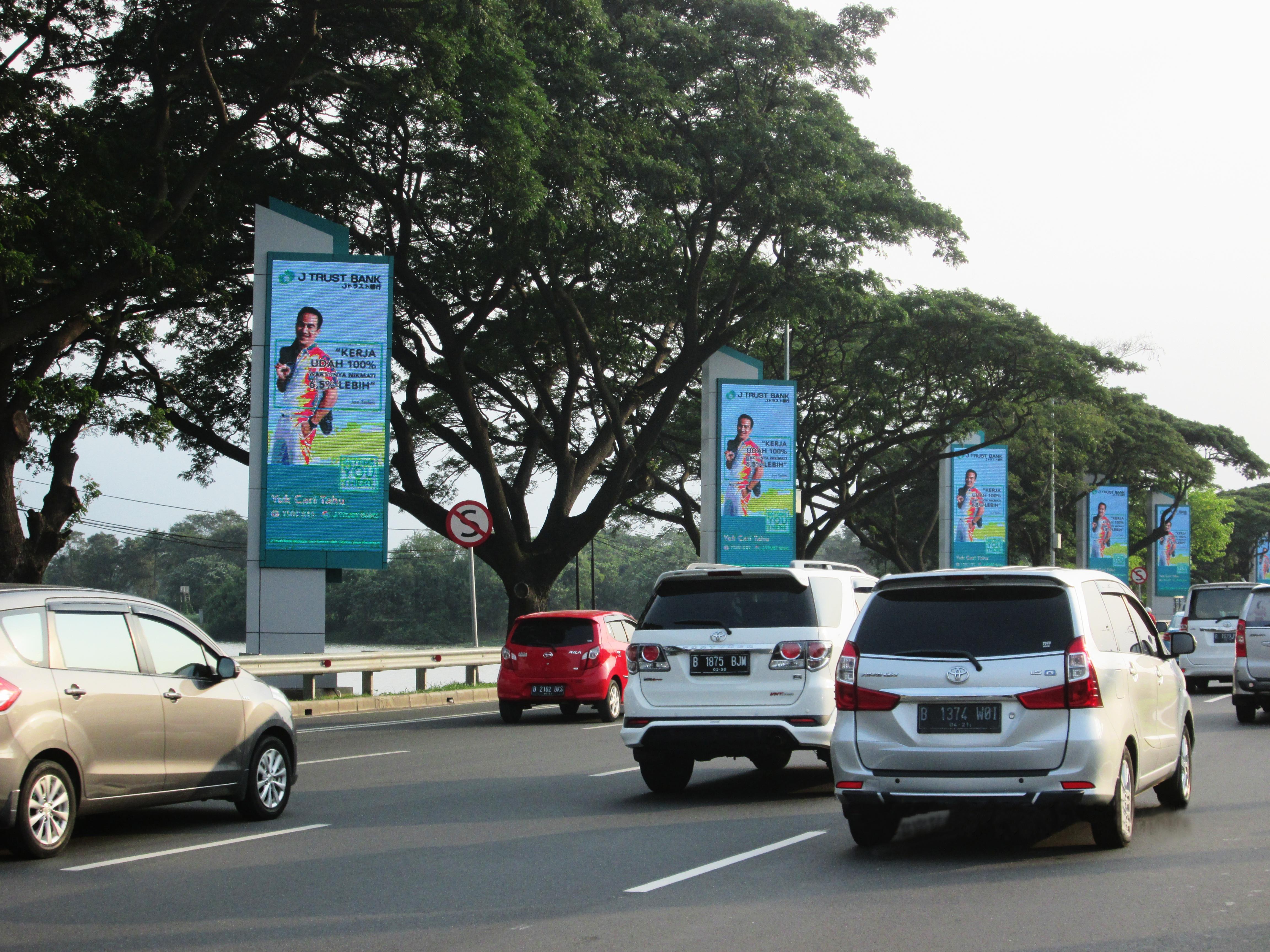 J Trust Soekarno Hatta International Airport Jl P1