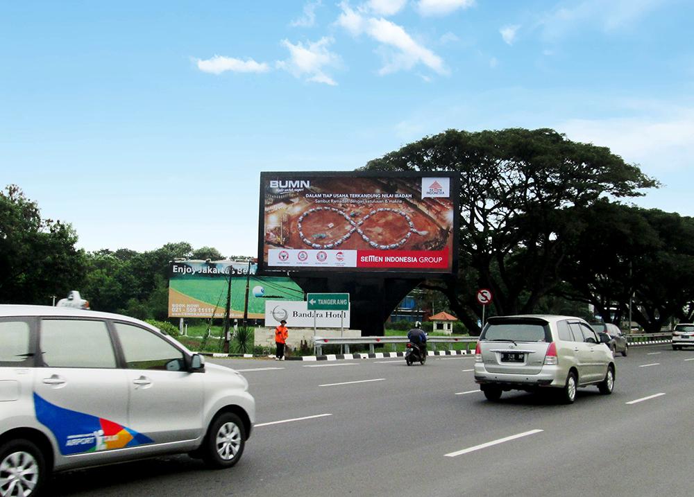 Semen Indonesia - Jl P1 Bandara Soekarno Hatta Jakarta