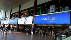 Vivo - Sultan Syarif Kasim II International Airport Pekanbaru (Check-In Area)