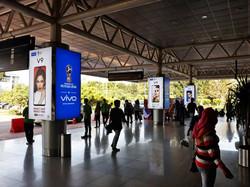Vivo - Sultan Mahmud Badaruddin II Airport Palembang Departure