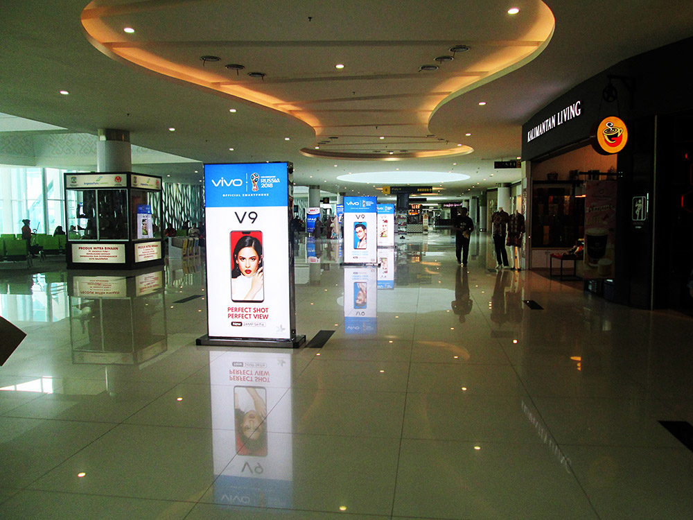 Vivo -  SAMS Sepinggan International Airport 3