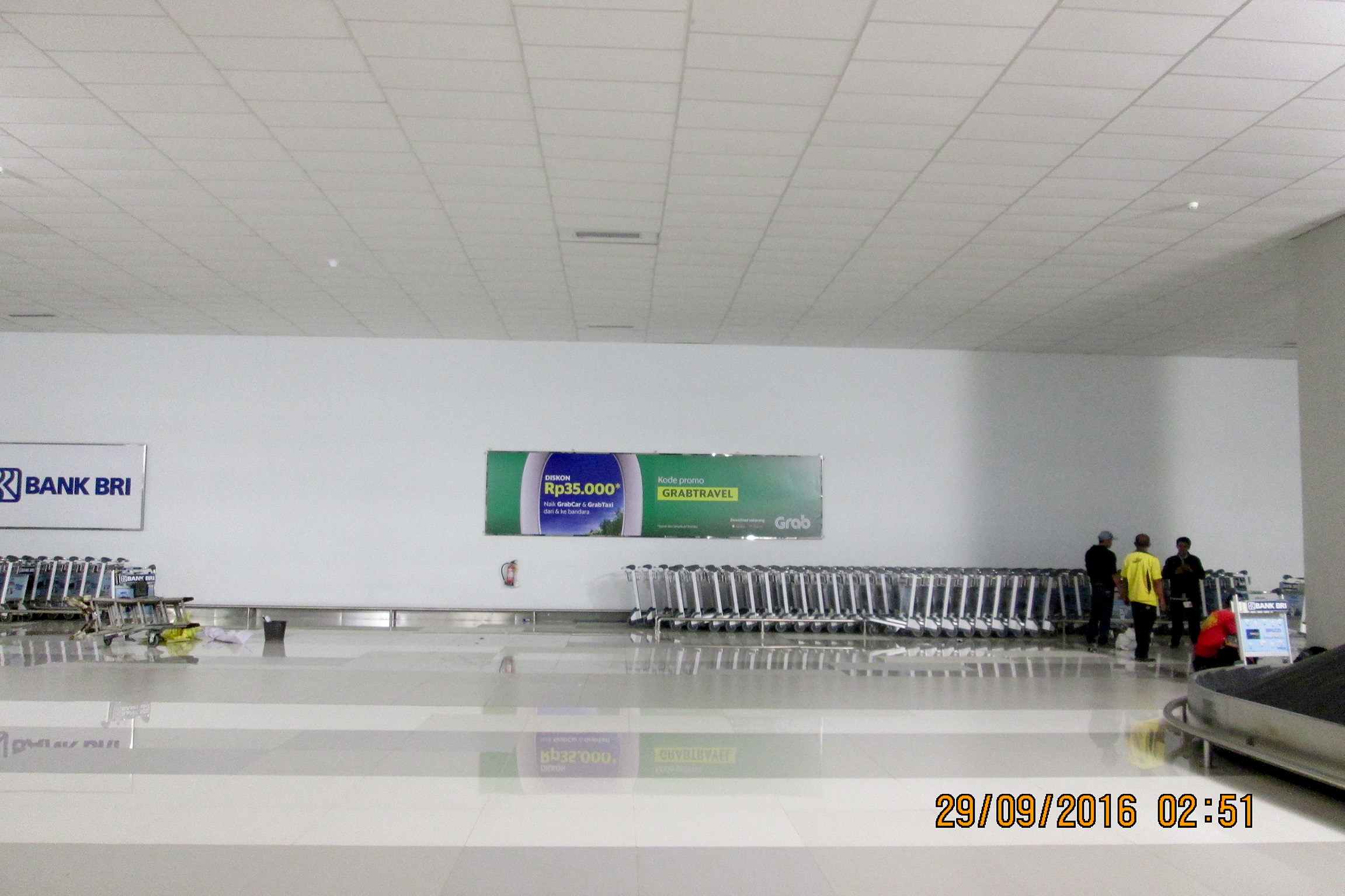 Grab - Soekarno Hatta International Airport Jakarta T3 Ultimate
