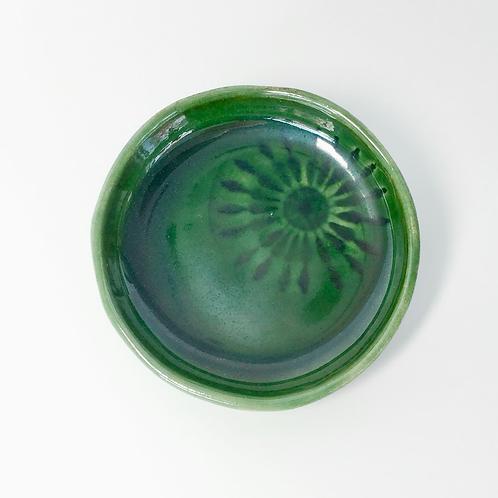 丸小皿 スタンプ