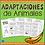 Thumbnail: Adaptaciones de Animales (Animal Adaptations) Interactive Book in Spanish