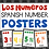 Thumbnail: Los Numeros Spanish Numbers Posters 1 to 10