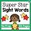 Thumbnail: Super Star Sight Words