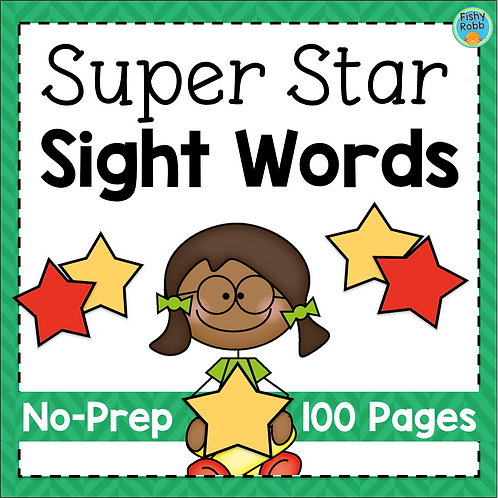 Super Star Sight Words