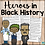 Thumbnail: Black History Reading Comprehension: Harriet Tubman, Thurgood Marshall, Carver