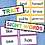 Thumbnail: Kindergarten FOCUS WALL Letters, Numbers, Colors, Shapes