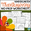 Thumbnail: Thanksgiving Math and Reading Worksheets for Kindergarten