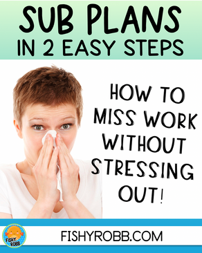 Teachers: How to Miss Work Without Stressing Out
