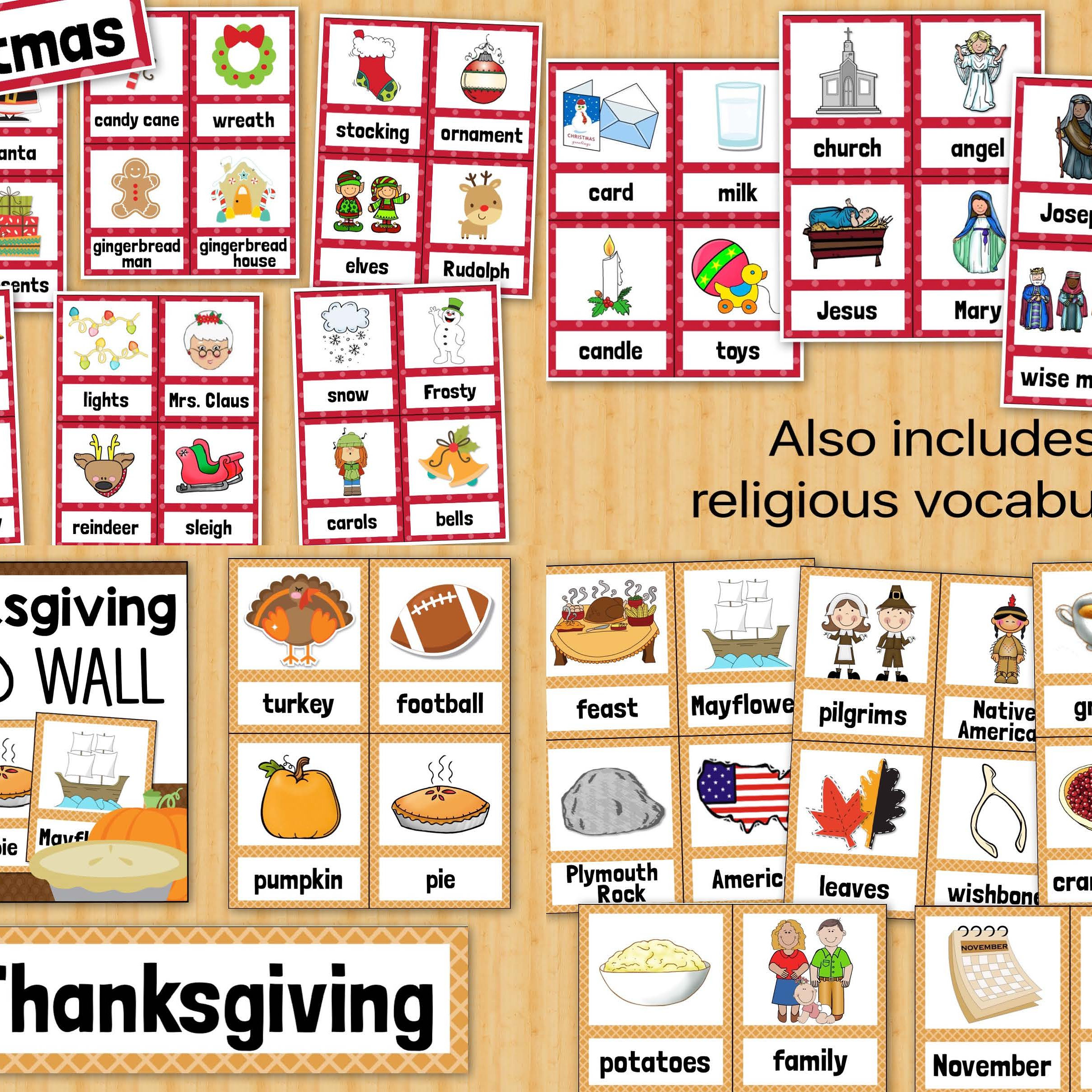 Funky Vocabulary Word Wall Ideas Illustration - Wall Art Collections ...