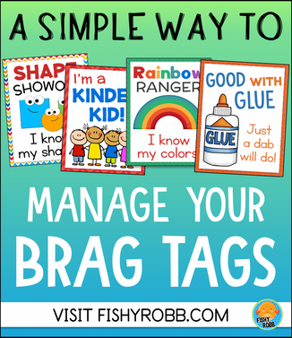The Easiest Brag Tag System Ever!