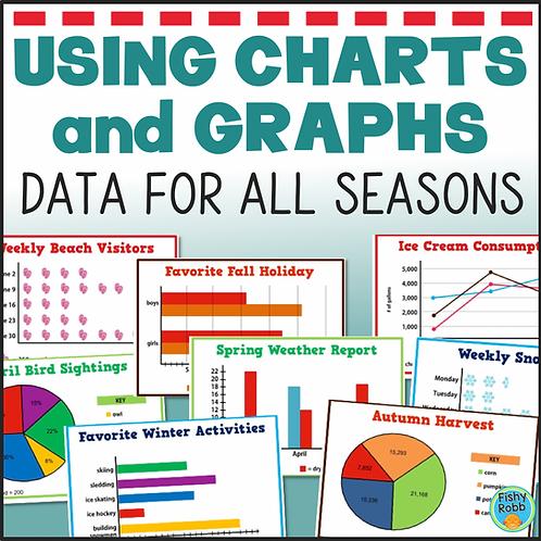 Graphs and Data Math Activities