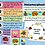 Thumbnail: Ladybug Life Cycle Posters and Worksheets