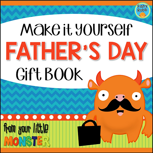 Father's Day Gift Book