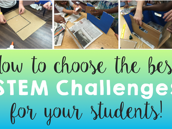 Get Ready to STEM. You can do it!