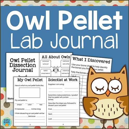 Owl Pellet Lab Journal
