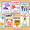 Thumbnail: Kindergarten Brag Tags Rewards & Incentives
